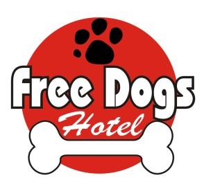 free dogs logo